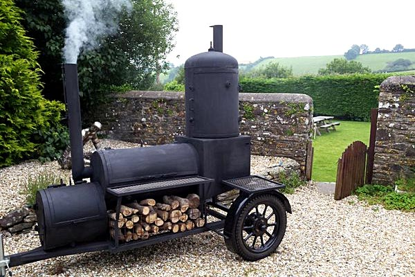 The Poltimore Inn Smoker